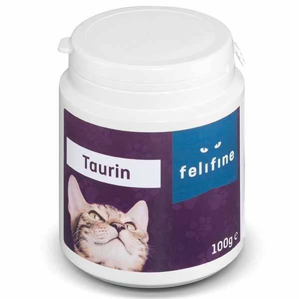 FeliFine Frischfutter für Katzen - Taurin Nahrungsergänzung